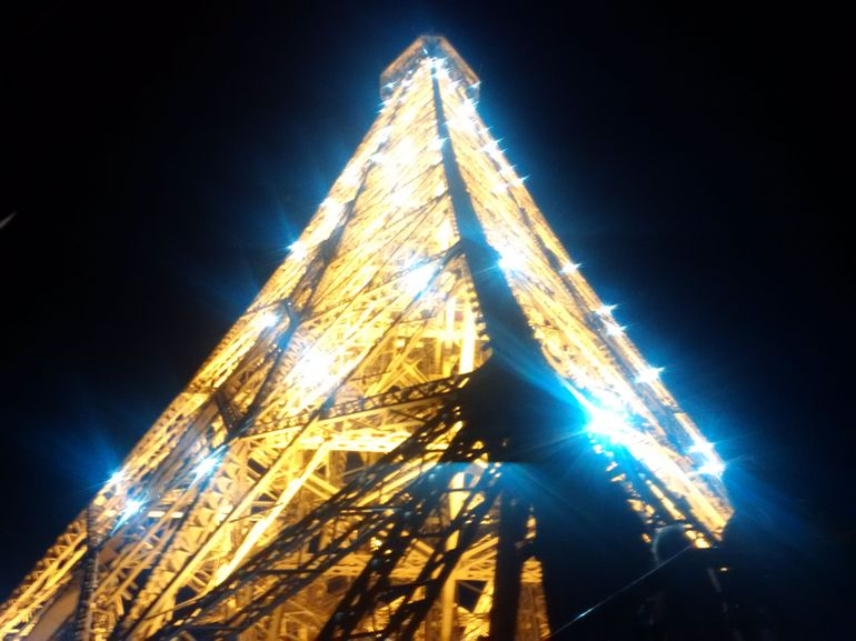 Skip the Line: Small-Group Eiffel Tower Sunset Tour photo 18