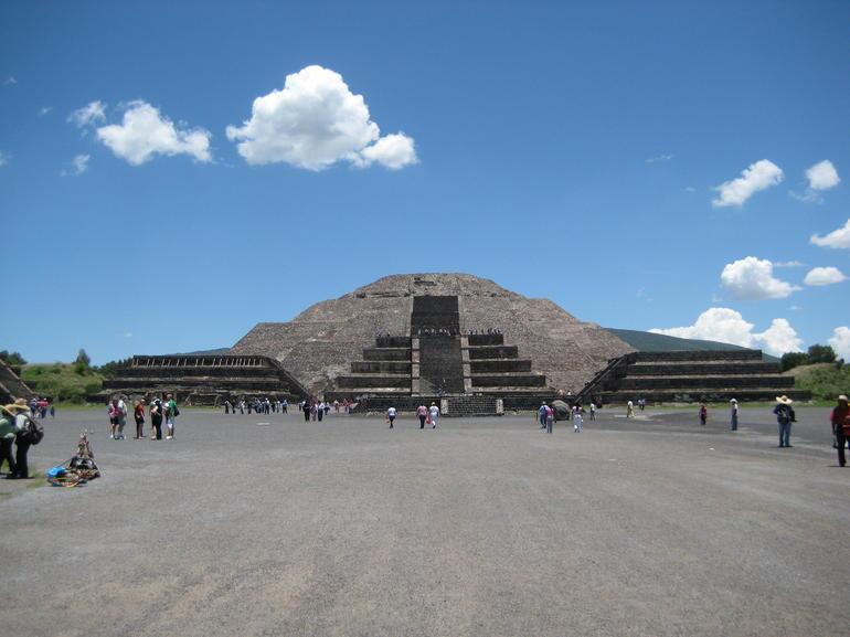 Teotihucan - Mexico City