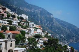 The beautiful view at Positano, Tiffany G - June 2009