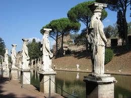 One of the most beautiful sights at Hadrian's Villa. , A H B - October 2014