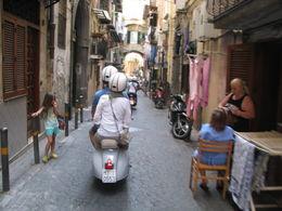 Vespa Tour Naples , G K E - June 2015