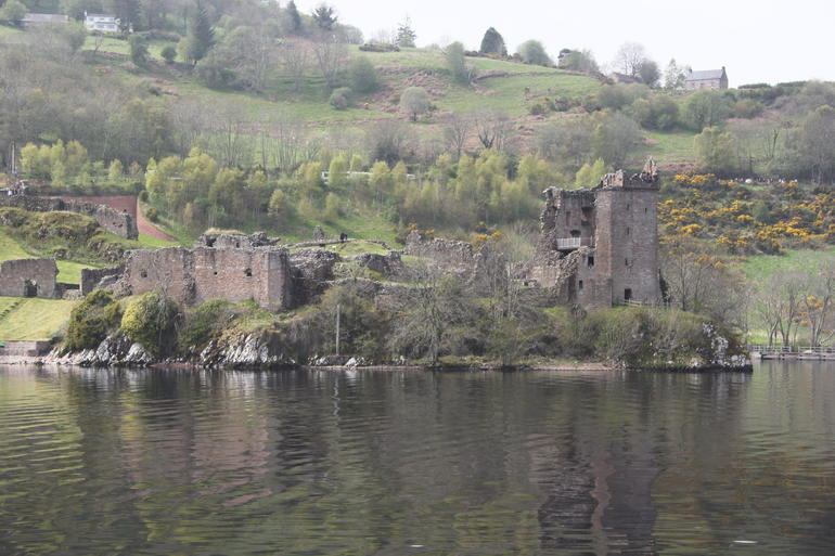 Urquhart Castle and Loch Ness - Scotland