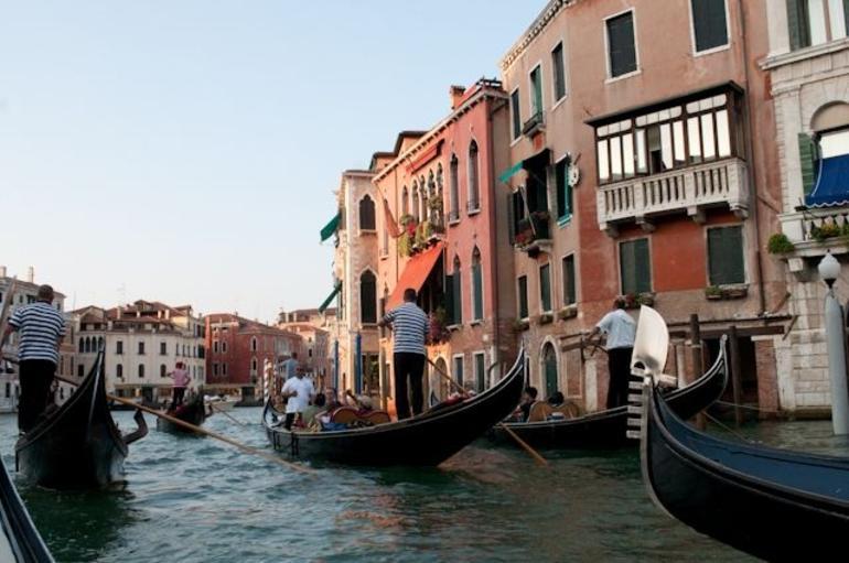 Venice Serenade at Sunset - Venice