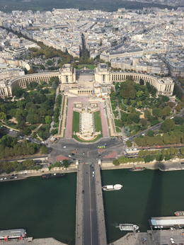 North view of Paris from the summit , Jessica A G - September 2016