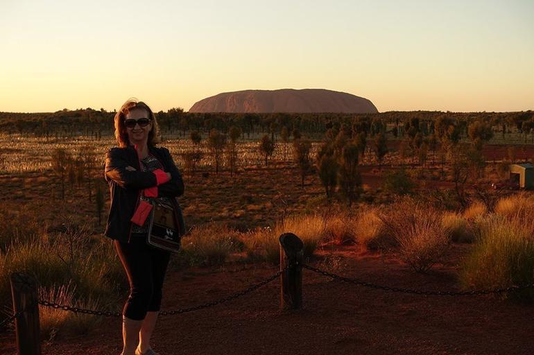 Uluru Field of Light Sunrise Tour