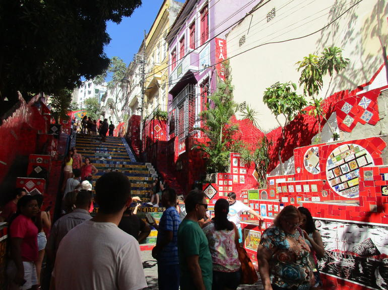 Best of Rio: Secrets of Santa Teresa and Lapa Steps photo 15