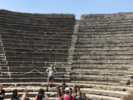 This was the larger of the amphitheaters. , manley125 - July 2017
