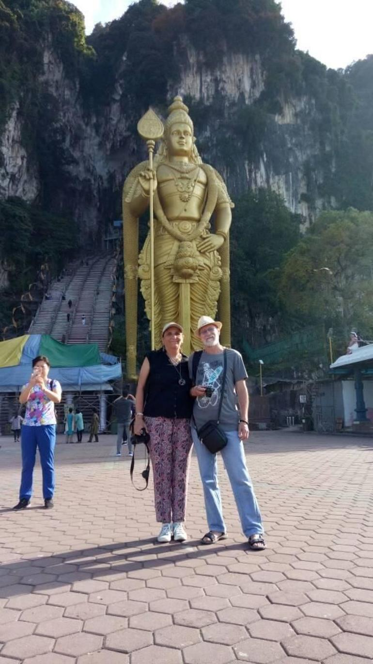 3 in 1 Day Tour Kuala Lumpur City Highlights, Batu Caves & Little India photo 12