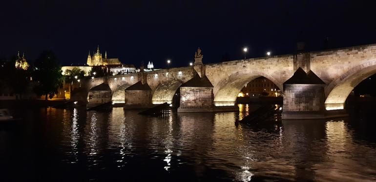 Prague Boats 3-Hour Gourmet Dinner Cruise
