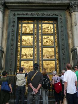 Baptistery Doors - Gates of Paradise, Philippa Burne - July 2011