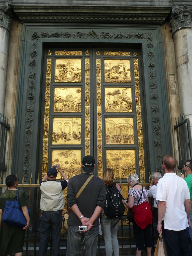 Baptistery Doors - Gates of Paradise - Florence