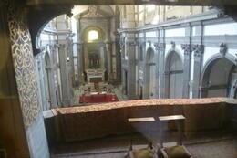 Corridor de Vasari : La chapelle , JEAN RENE L - August 2013