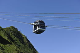 The aerial cable car - December 2012