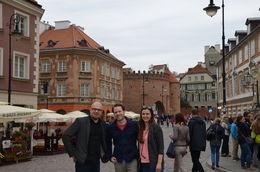 Warsaw Old Town, HTravelerUK - November 2015