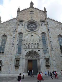 The Duomo in Como , t f w - July 2013