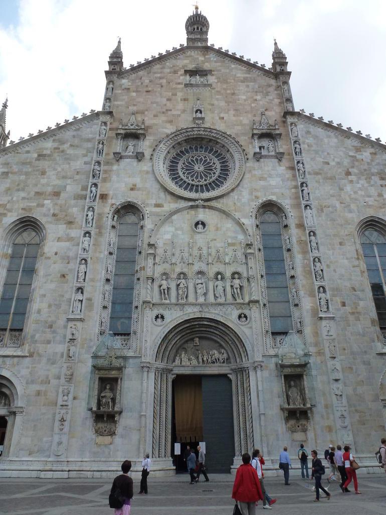 Duomo in Como - Milan