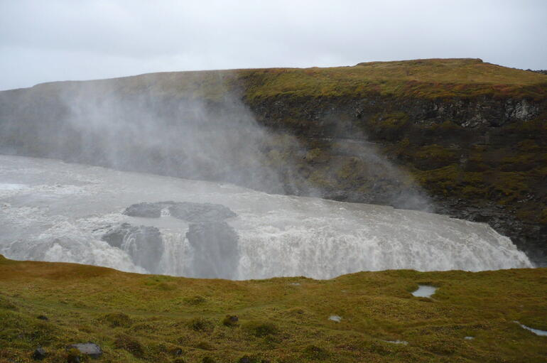 Gullfoss waterfall - Reykjavik