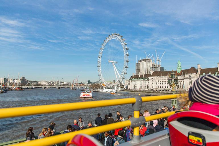 The Original Tour London: Hop-on Hop-off Bus Tour