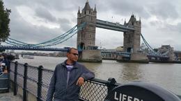 Beautiful London Tower Bridge , Bakhteyer - September 2016