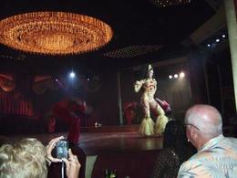Dancing to the Marimba beat - June 2008