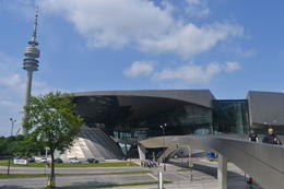 BMW World and Olympic Center , Fabio M - June 2013