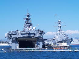 San Diego Harbor Tour - Friday, August 15, 2014 Incredible Navy Vessels in harbor. , Carrie Mc - August 2014