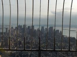 A city that's locked up., Joseph O - May 2008