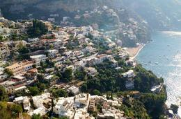 A VIEW OF POSTINIO FROM ABOVE , a_orme - September 2014