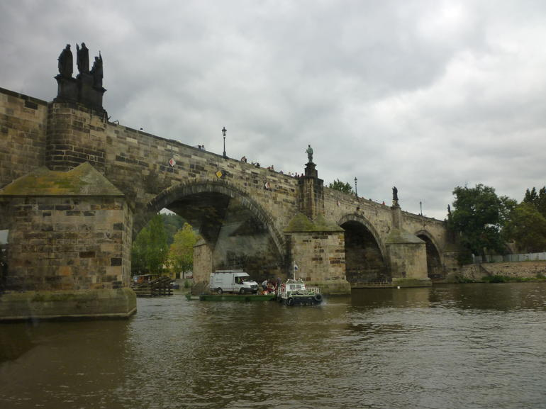 Prague Vltava River Afternoon Tea Cruise - Prague