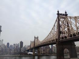 View of Manhatttan and Queensboro Bridge - Long Island City, NY , Brandy M - January 2014