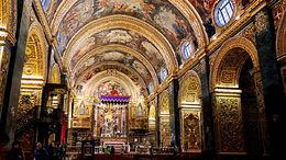 Church in Valetta , C S - May 2015