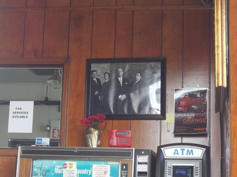 Sopranos Tour - New York City