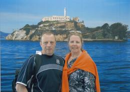 on way to visit Alcatraz, hope to get back....ha ha ha, Stephen M - May 2010