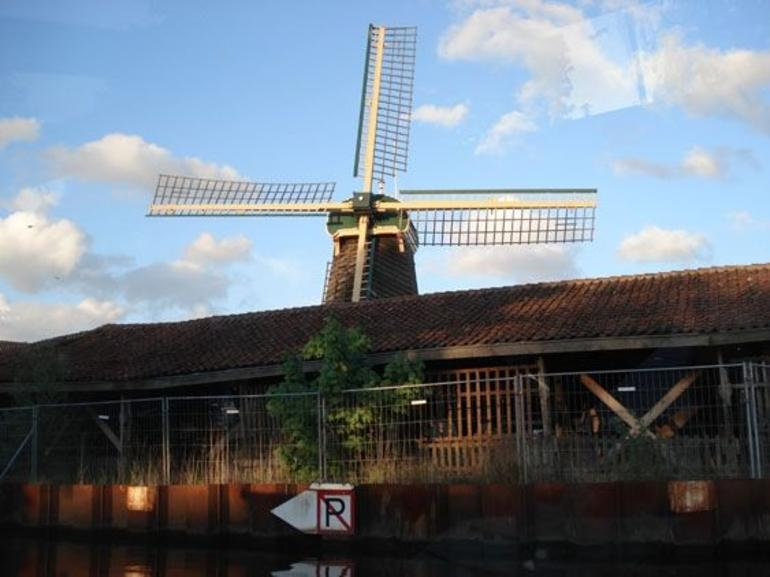 The oldest windmill in Amsterdam - Amsterdam