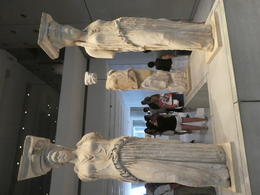 The original columns from the Erectheum. And so much more to see! , Tazrick - September 2016