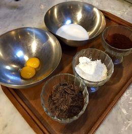 Fresh Gelato Ingredients! , Loida P - June 2016