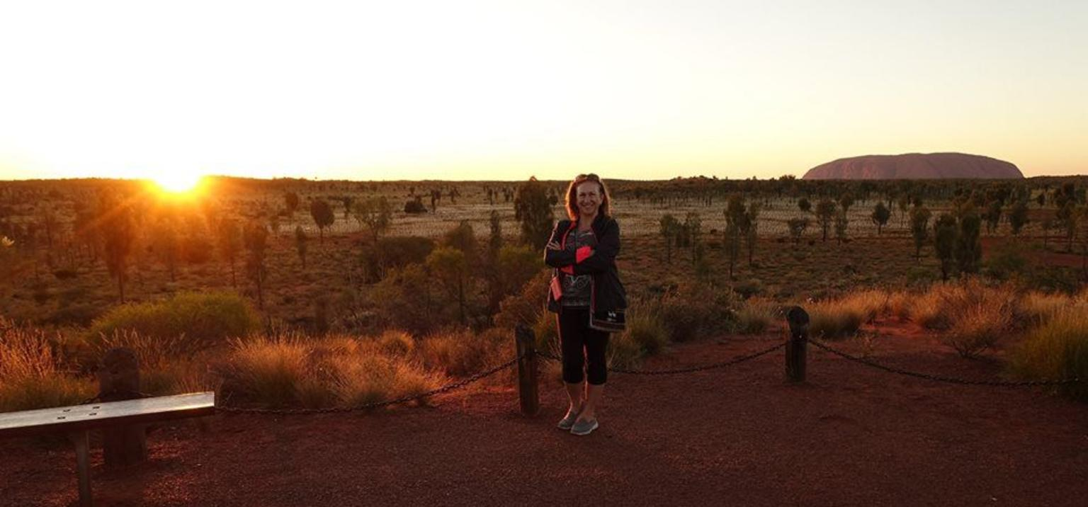 MÁS FOTOS, Uluru Field of Light Sunrise Tour
