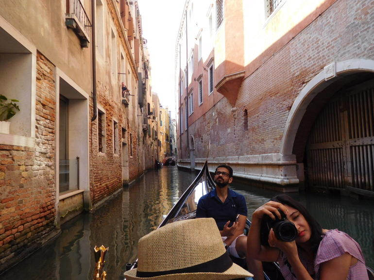 Venice Walking Tour and Gondola Ride photo 32