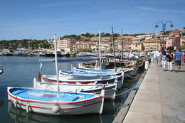 Cassis Harbor , Andres V - September 2017
