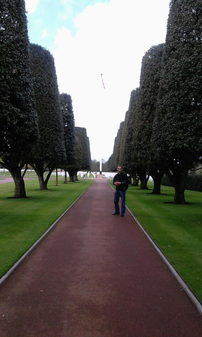 American Cemetery - Paris