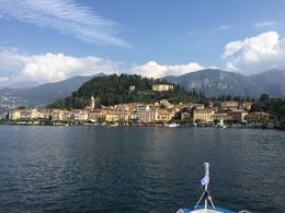 Belagio from the boat , marcia_erl - October 2015
