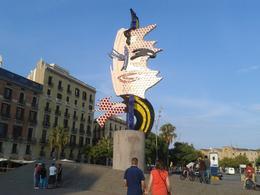 barcelona , Zuzana K - September 2013