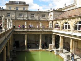 Roman baths, Rene C - August 2010