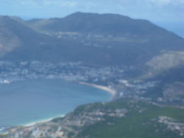 I took this photo of the greater Cape Town area while on our Two Oceans tour. , Kathleen A - November 2015