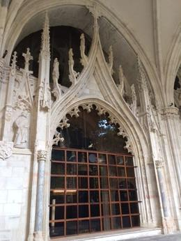 Toledo cathedral - interior, SCV - October 2014