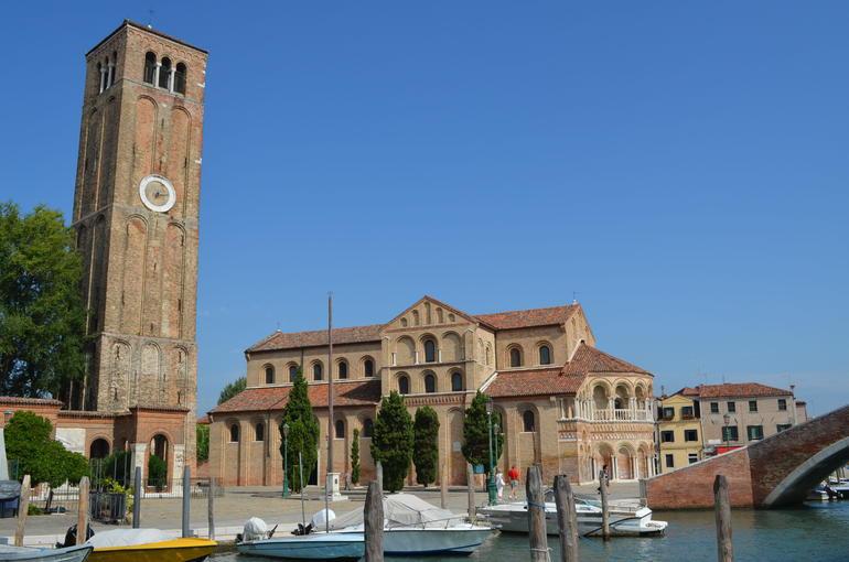 Chiesa San Donato - Venice