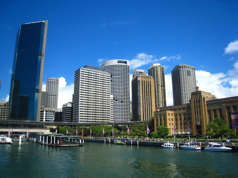 Circular Quay & Sydney CBD - Sydney