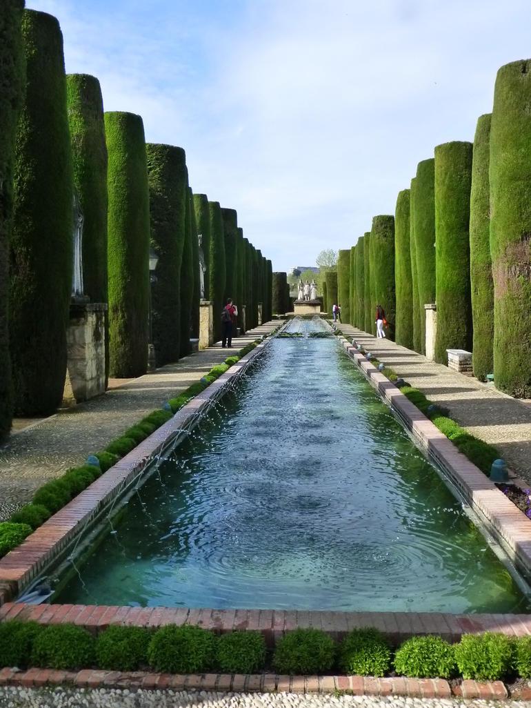 Generalife Gardens - Seville