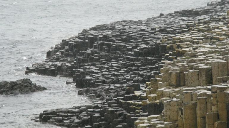 Giant's Causeway, Northern Ireland - Dublin