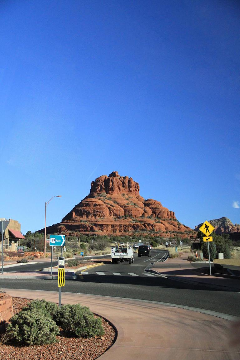 Grand Canyon trip - Phoenix